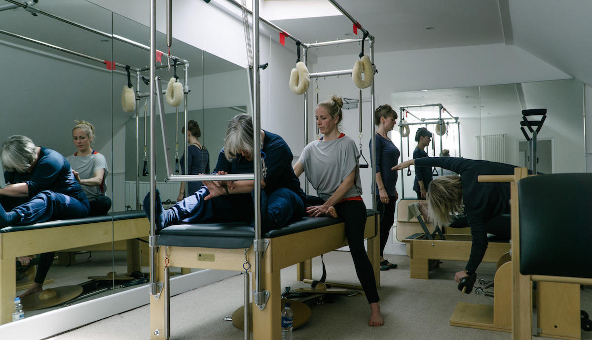 Pilates Studio for rehabilitation