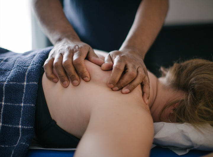 Sports and Clinical Massage