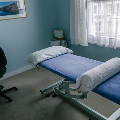 Equipped & Serviced Treatment Rooms