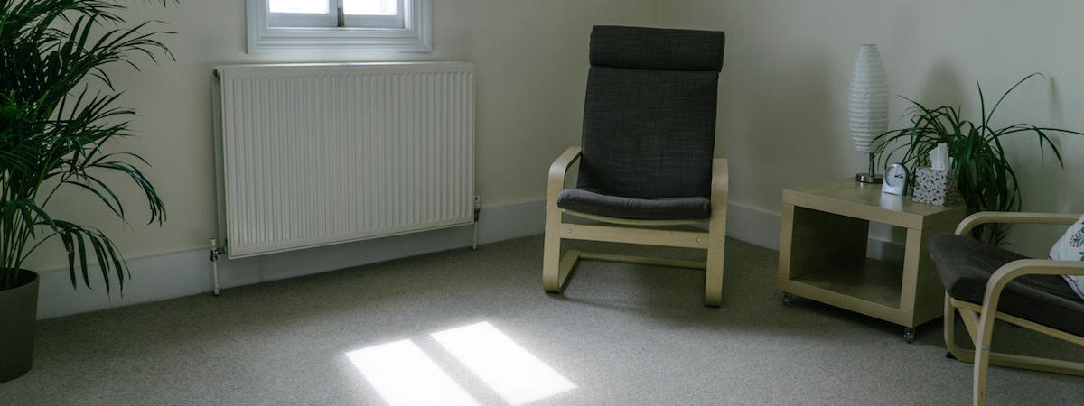 Peaceful Therapy Rooms